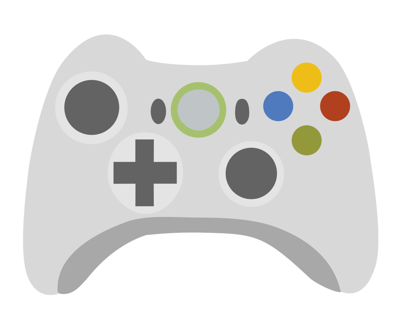 Xbox Controller Clipart - Clipart Suggest