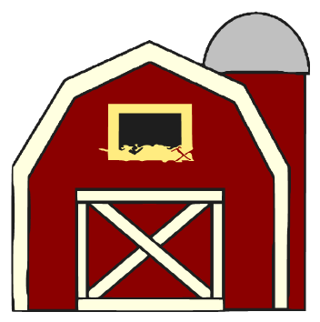 11 Red Cartoon Barn Free Cliparts That You Can Download To You