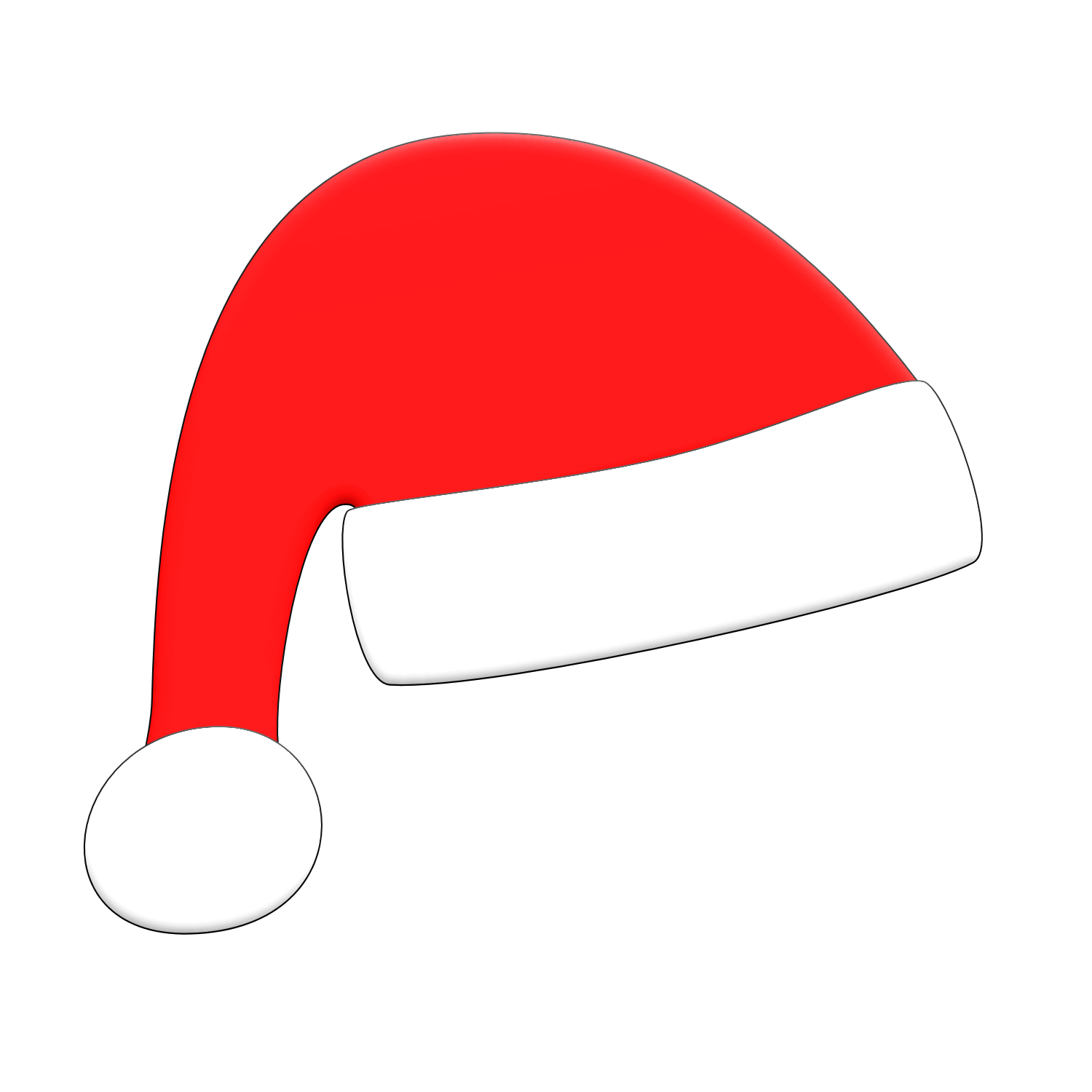19 Santa Hat Clip Art Free Cliparts That You Can Download To You