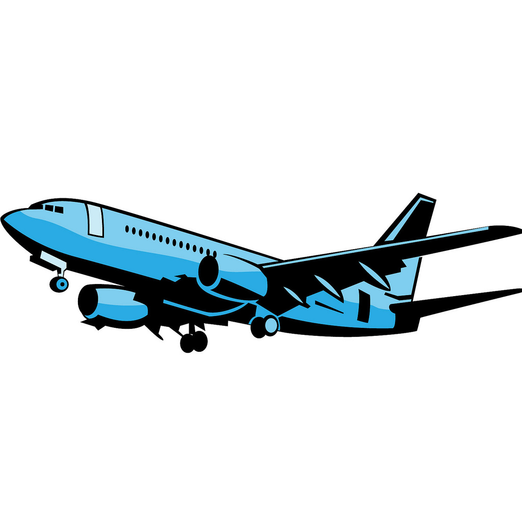 Airplane Vector   Clipart Best