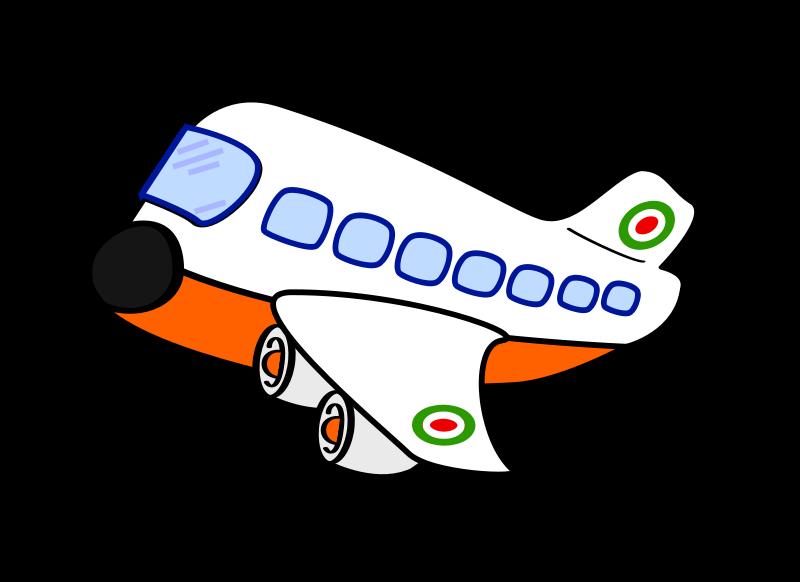 Clip Art Clip Art Plane plane clipart kid airplane2