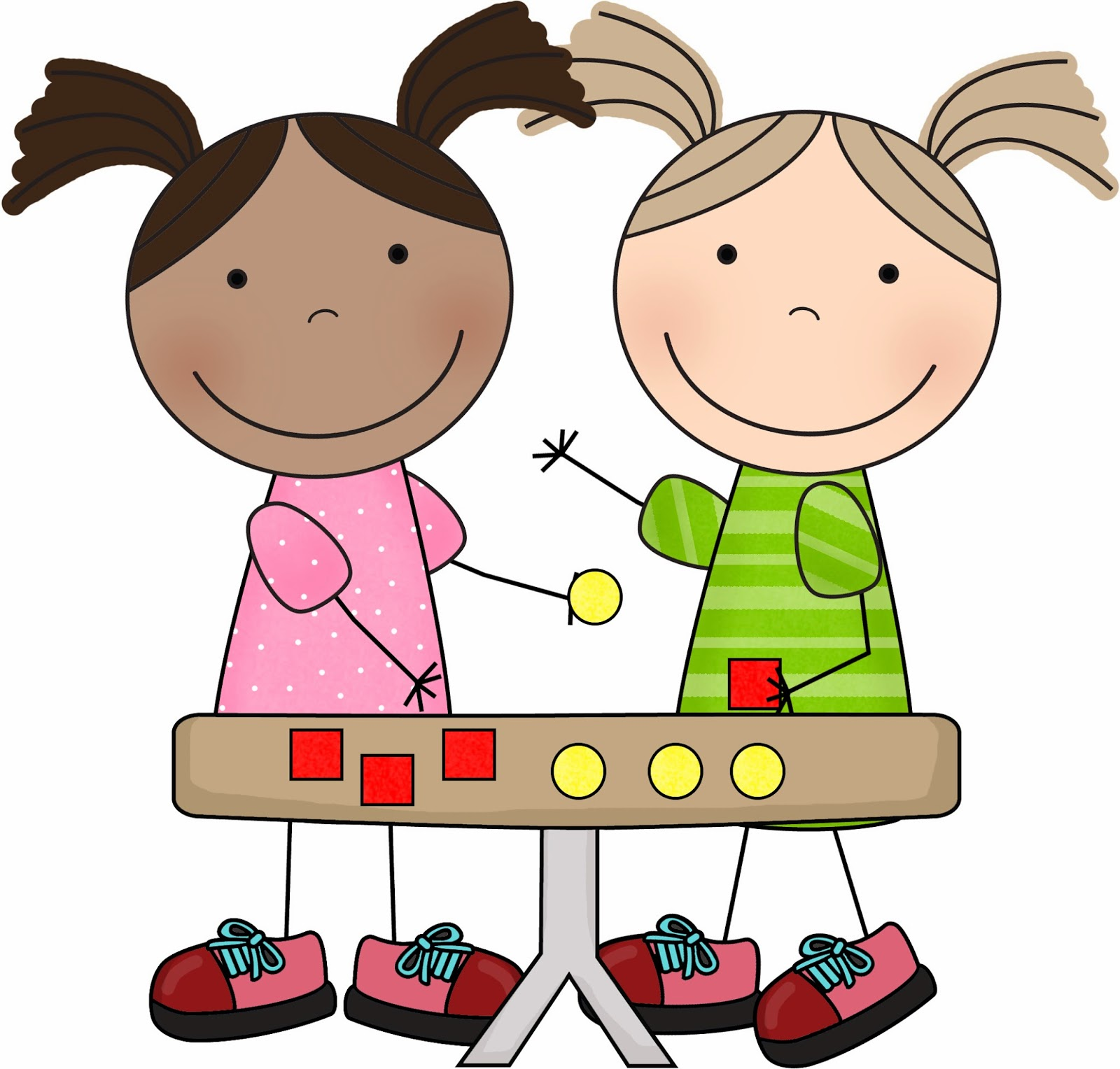 Cute Partner Clipart - Clipart Kid
