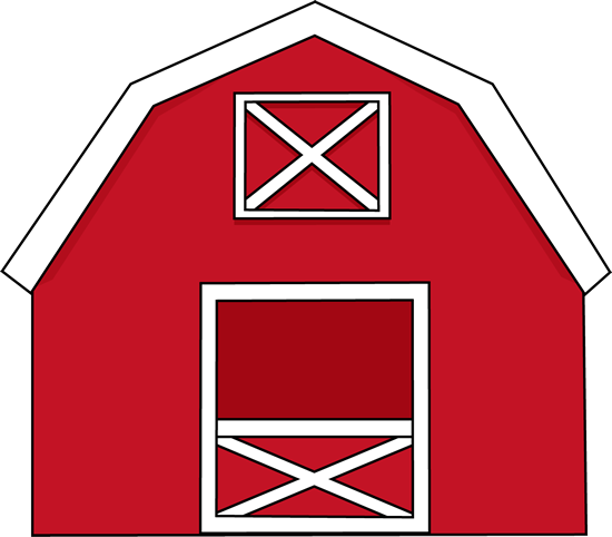 Barn Clip Art Image   Red And White Barn