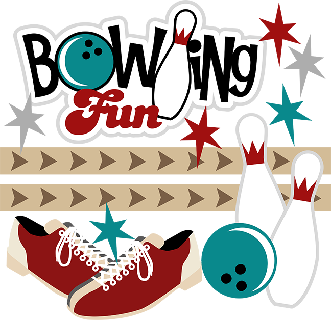 Funny Bowling Clipart - Clipart Kid