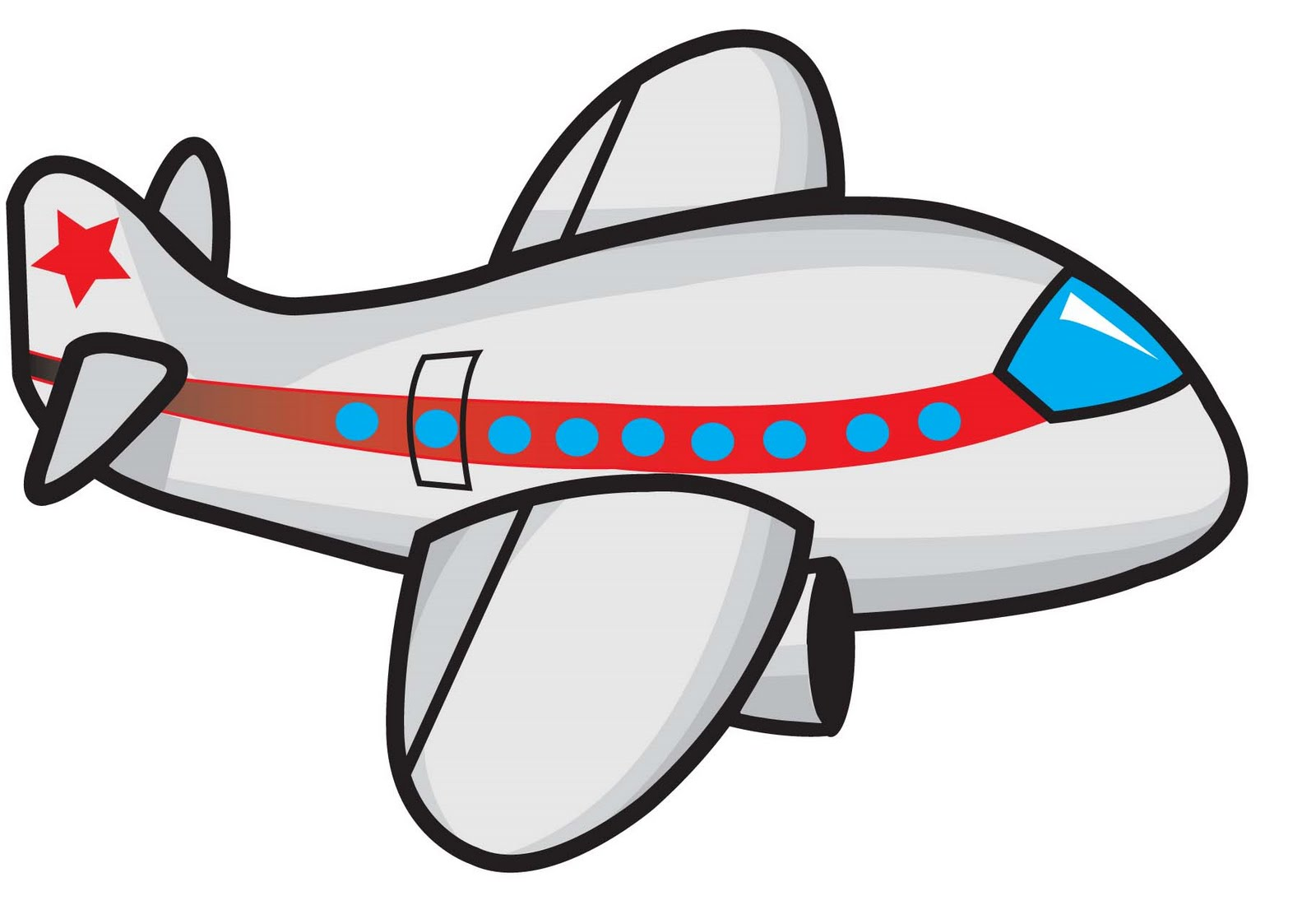 Cartoon Airplane Clipart   Clipart Panda   Free Clipart Images