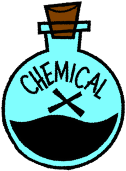 Chemical X Image