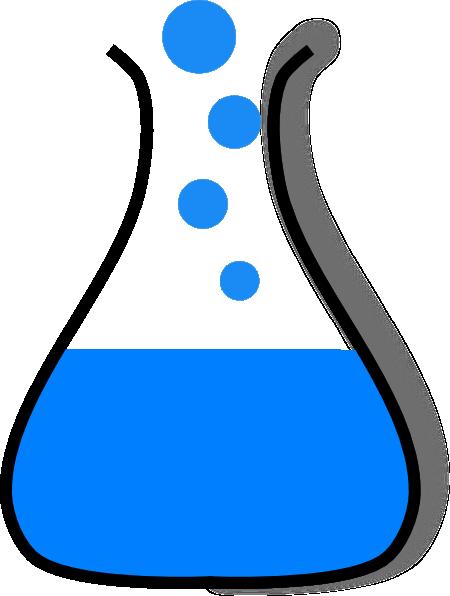 Cute Chemistry Beaker Clipart - Clipart Kid