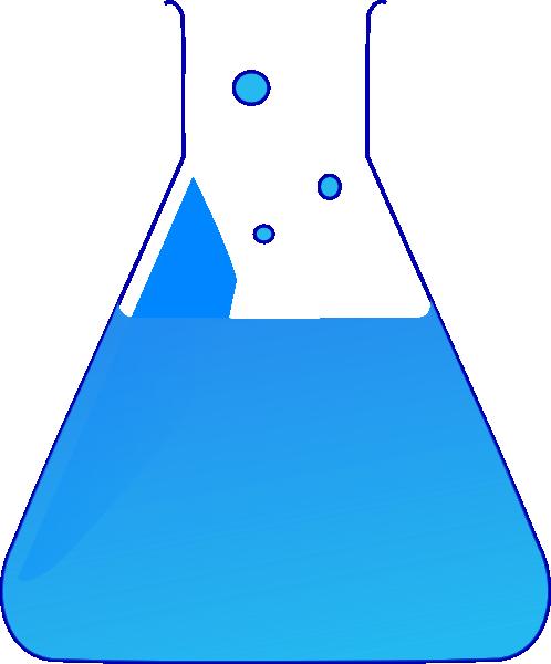 Chemistry Flask Clip Art At Clker Com   Vector Clip Art Online