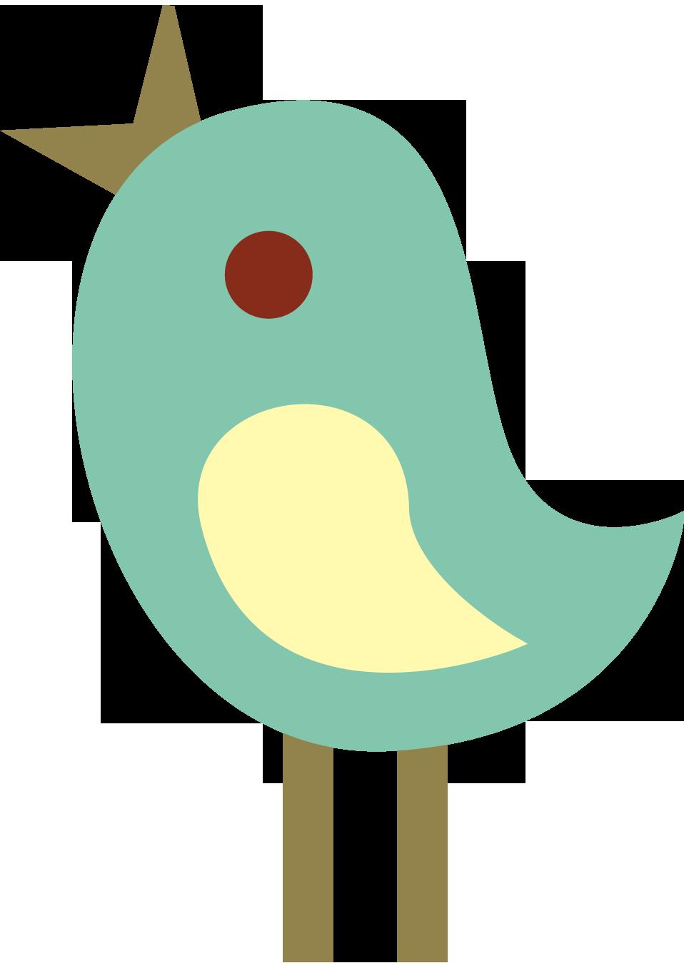 Cute Bird Clipart - Clipart Kid