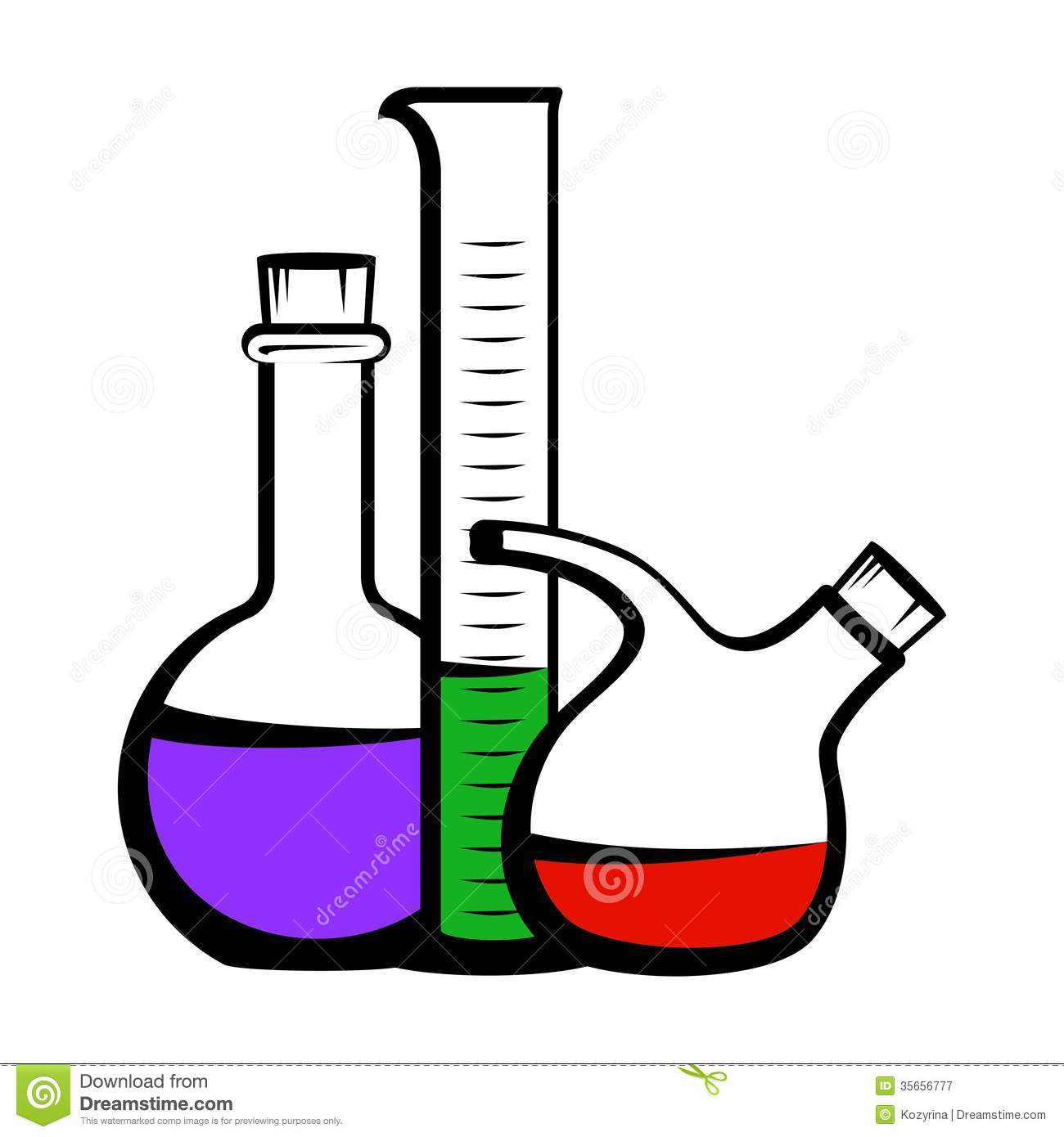 Free Chemistry Clipart Clip Art Graphics Pictures
