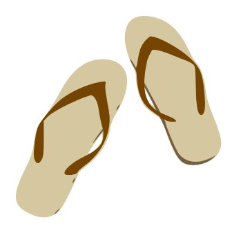 Free Sandals Clipart   Free Clipart Graphics Images And Photos