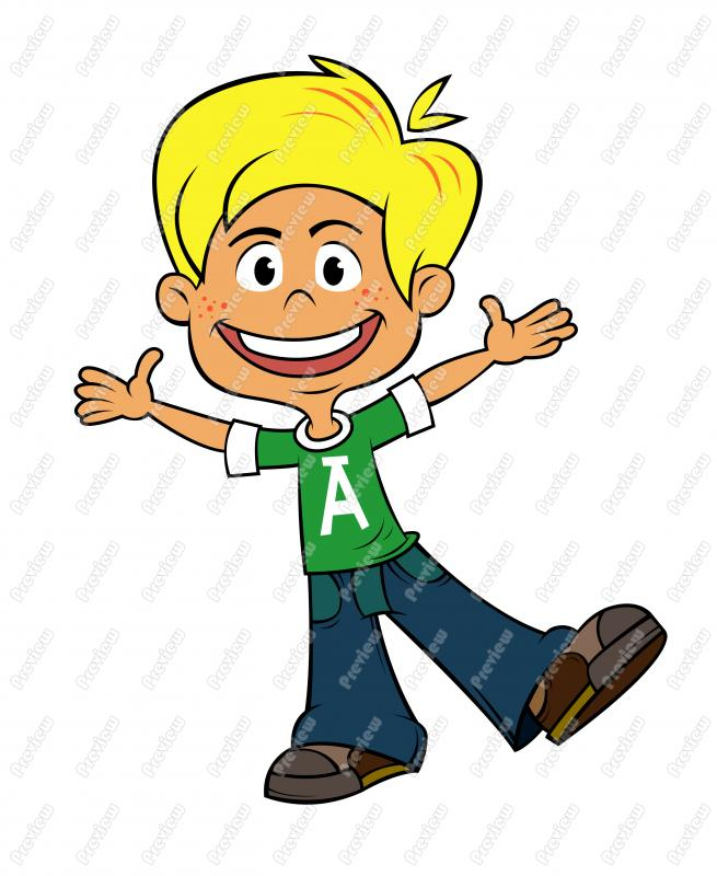 Clip Art Boy Shooting Clipart - Clipart Kid