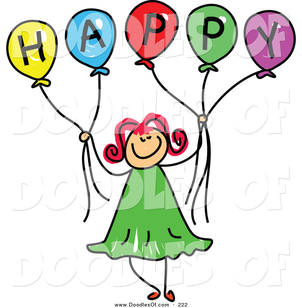happy girl clipart clipart suggest