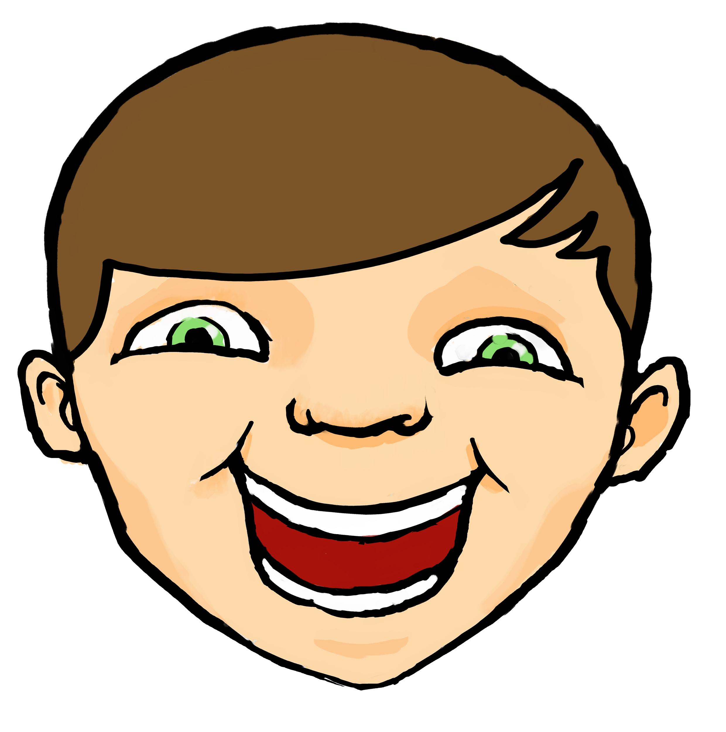 Laughing Face   Free Cliparts That You Can Download To You Computer