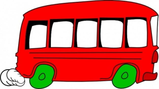 Party Bus Clipart   Clipart Panda   Free Clipart Images