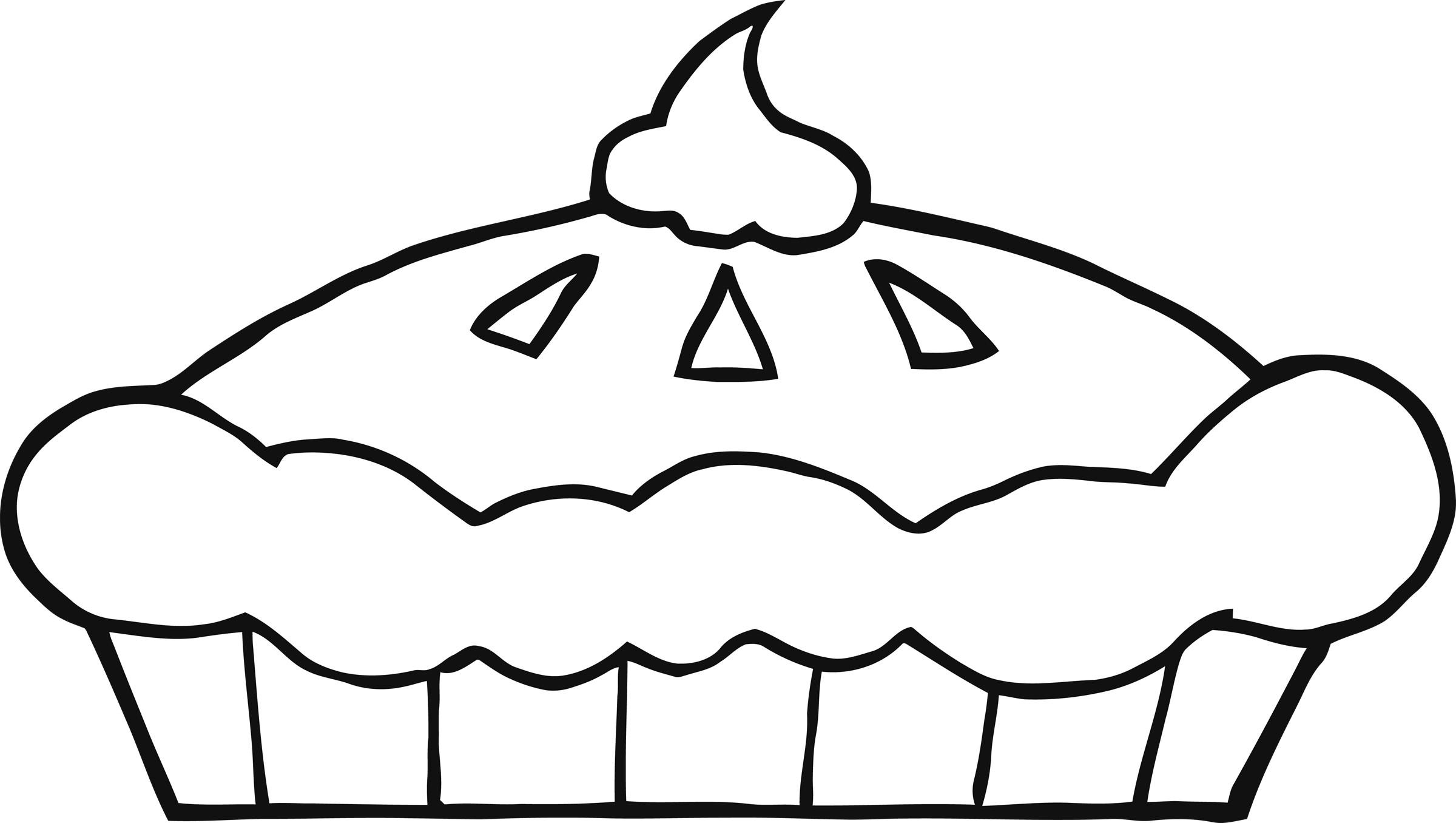 Clip Art Clipart Pie pumpkin pie clipart kid clip art black and white panda free images