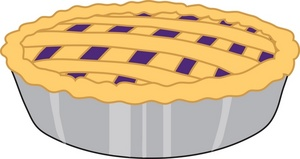 Whole Pie Clipart - Clipart Suggest