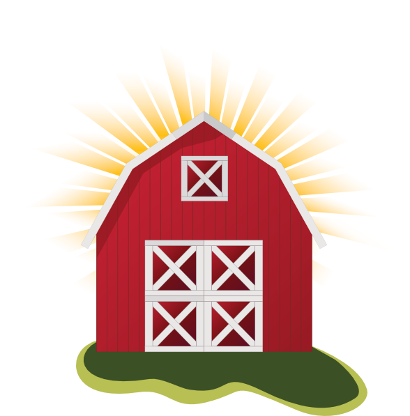 Red Barn Clip Art At Clker Com   Vector Clip Art Online Royalty Free