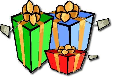 Christmas Present Border Clipart Christmas Gift Clip Art2