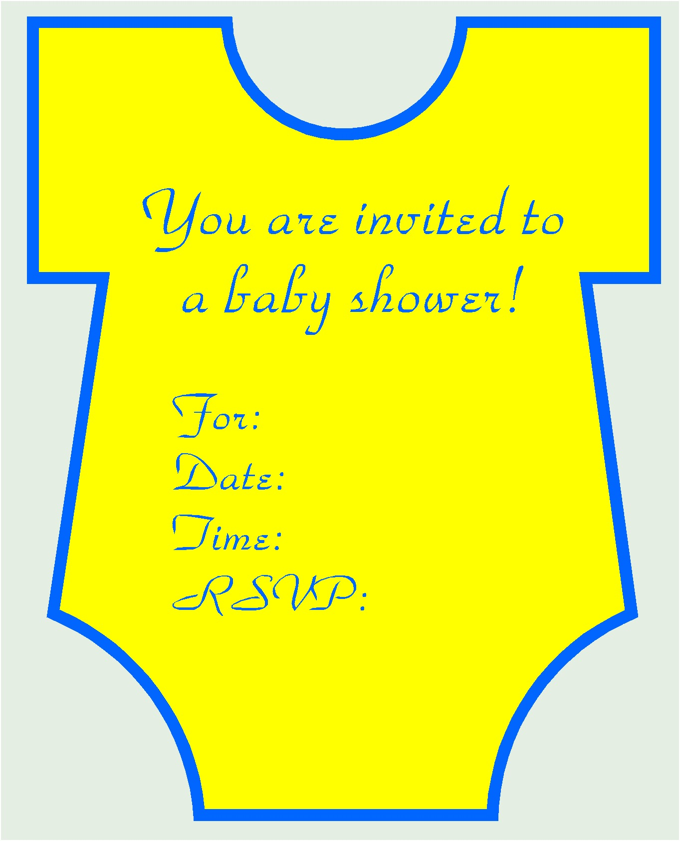 10 Baby Onesie Clip Art Free Cliparts That You Can Download To You