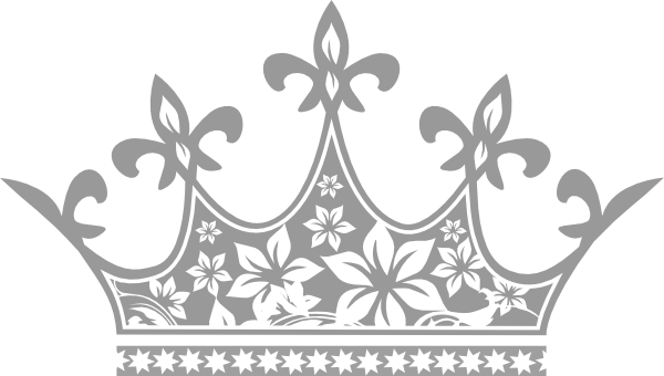 Crown Clip Art At Clker Com   Vector Clip Art Online Royalty Free