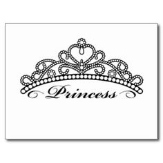 Crown Clip Art Princess Crown Postcards More Pageant Crowns Crown Clip