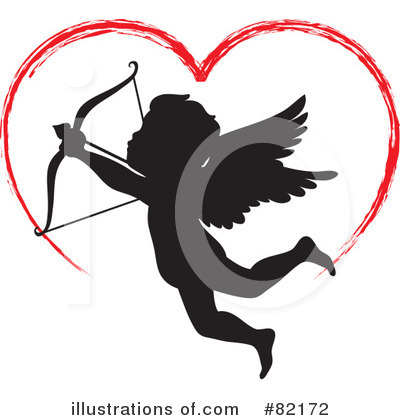 Cupid Clipart  82172 By Rosie Piter   Royalty Free  Rf  Stock