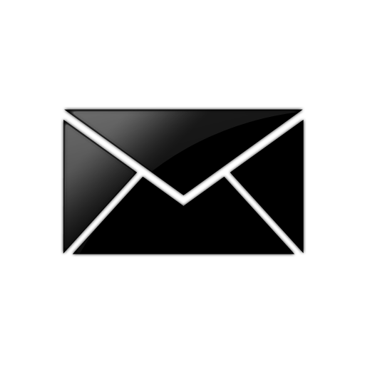 Email Symbol Black Clipart - Clipart Suggest
