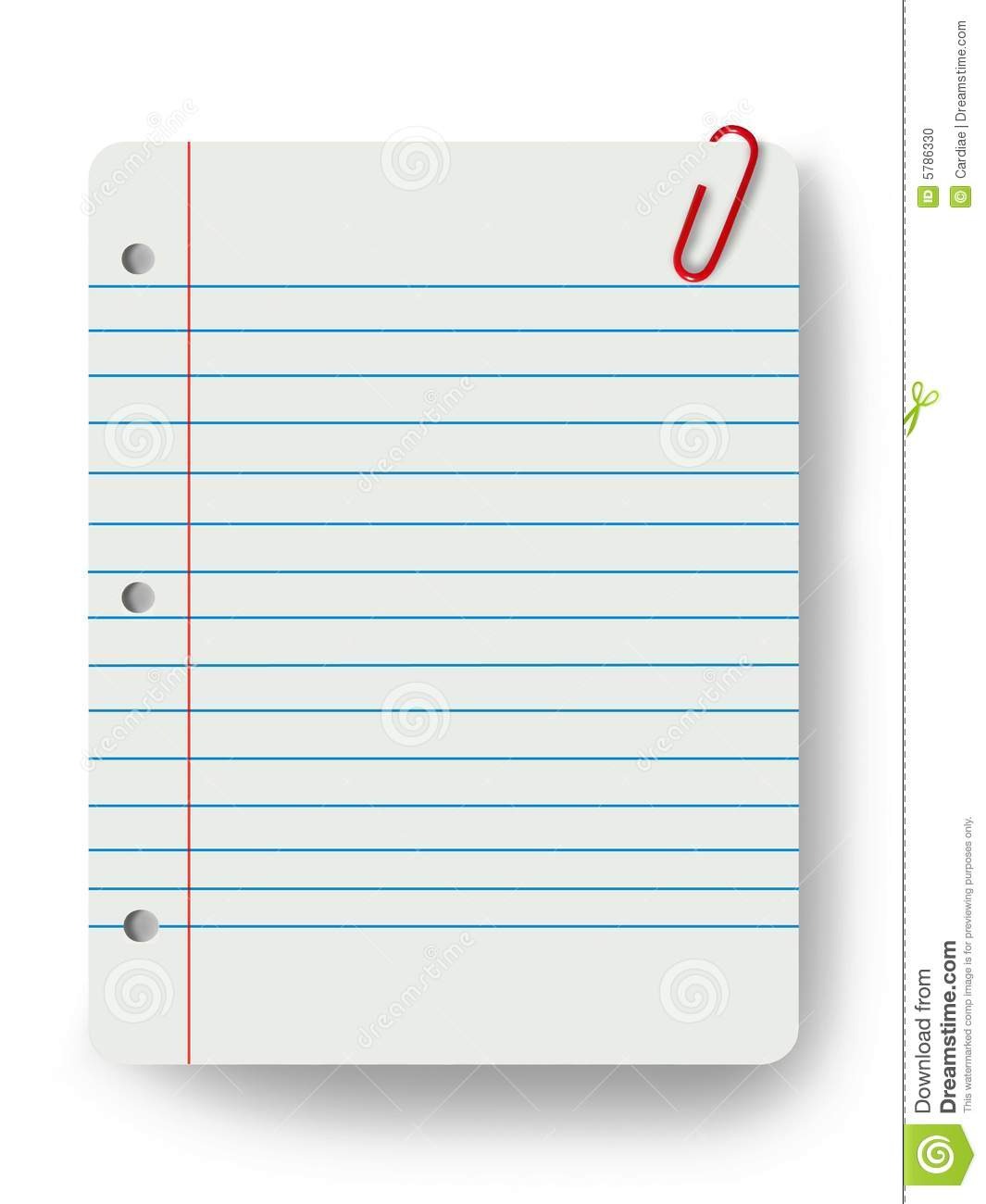 Note Pad Clipart - Clipart Suggest