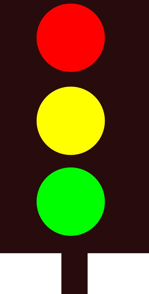 Traffic Light Clipart - Clipart Kid