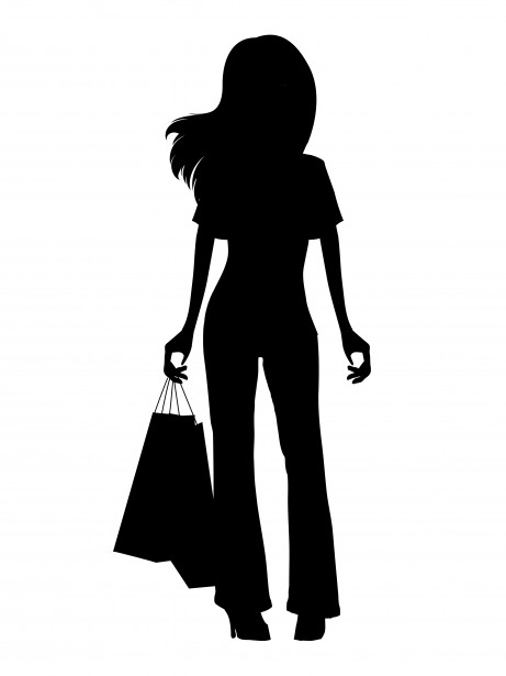 Woman Sitting Silhouette Clipart By Karen Arnold   Apps Directories