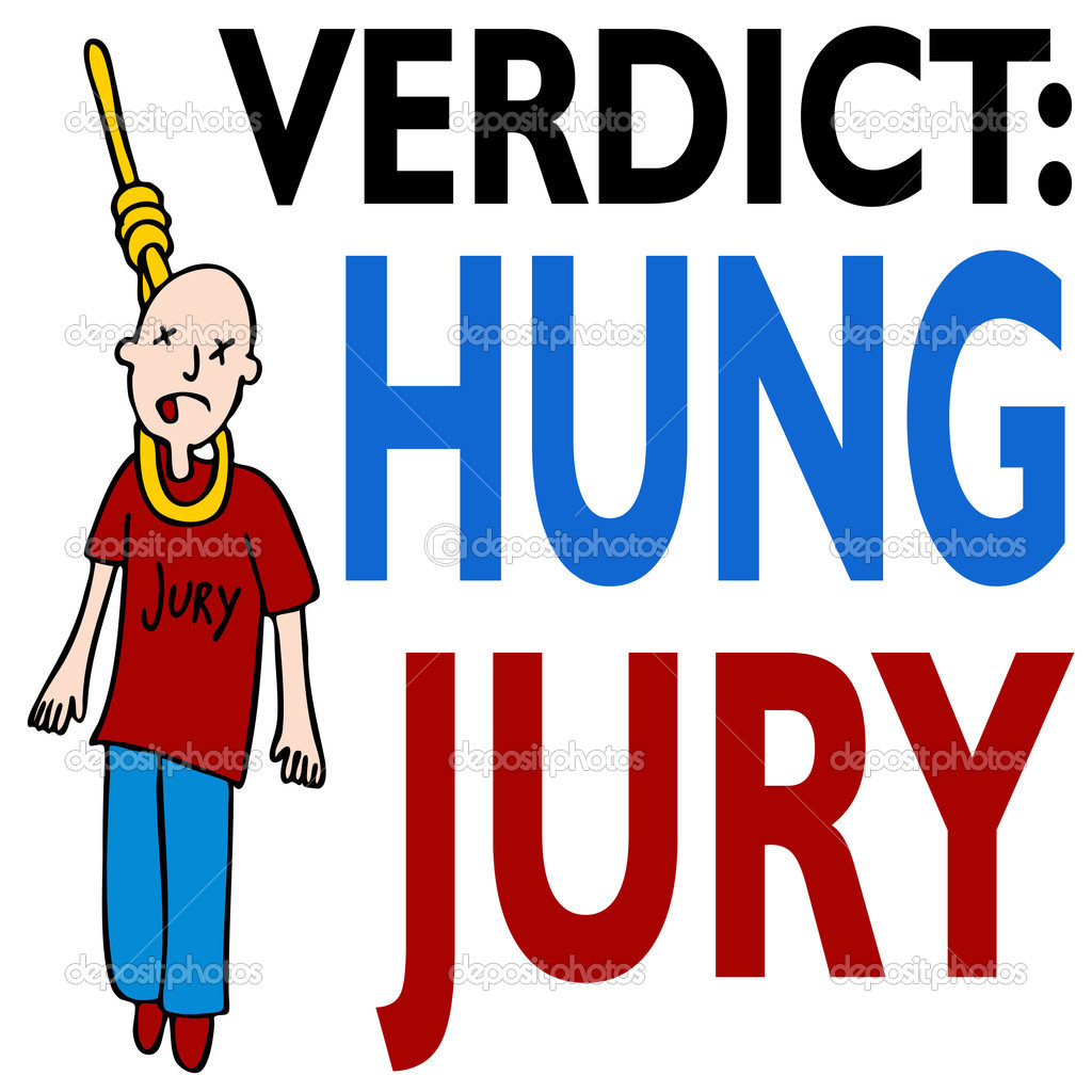 Court And Jury Clipart