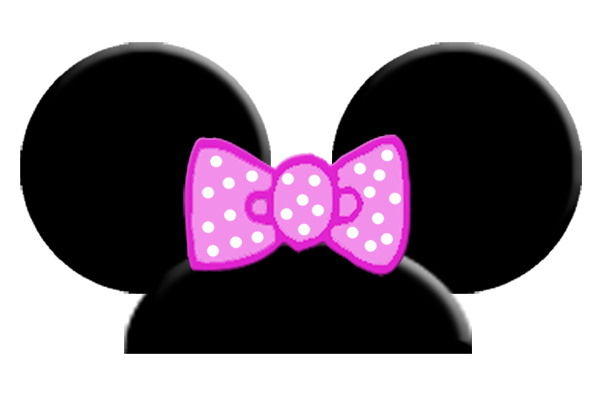 Minnie Mouse Ears Clip Art  U2013 Cliparts