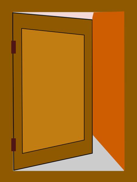 Clip Art Clipart Door animated door clipart kid open classroom 4 clip art vector clip