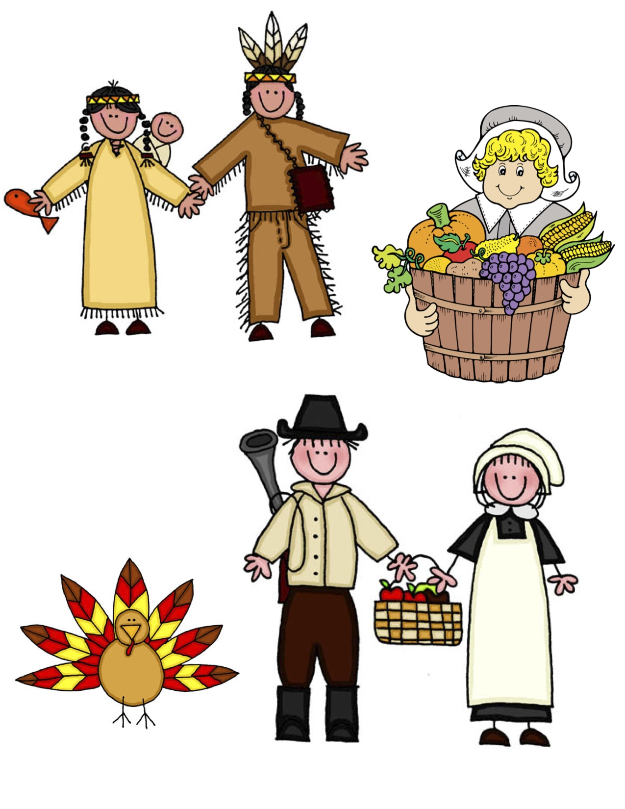 Thanksgiving Clipart 2