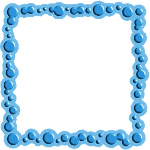Bubble Frame   Free Images At Clker Com   Vector Clip Art Online