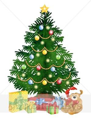 Christmas Tree Clipart   Christmas Tree Clipart