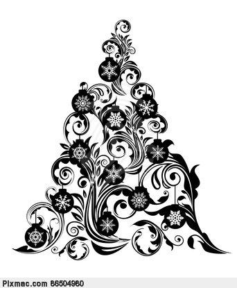 Christmas Tree Stock Photos   Christmas Tree Stock Photography And