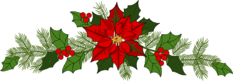 Image result for poinsettia clipart