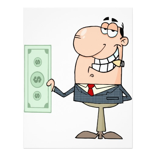 Funny Money Clipart - Clipart Kid