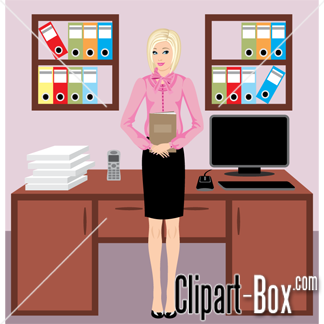 Related Secretary In Office Cliparts