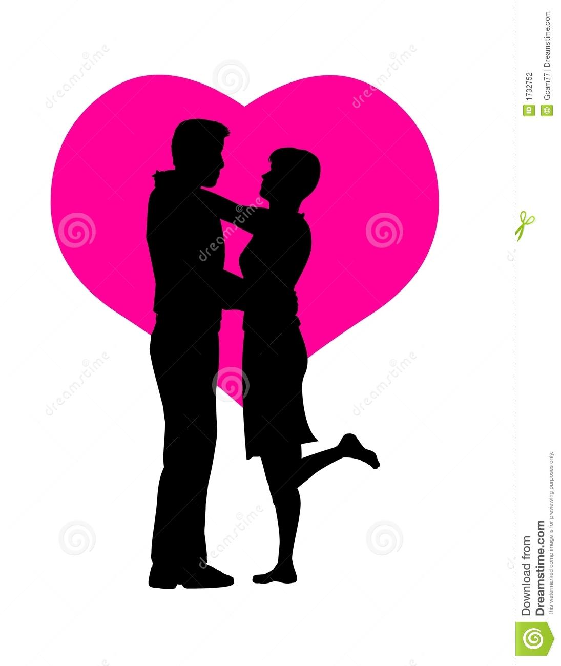 Romantic Couples Clipart Clipart Suggest
