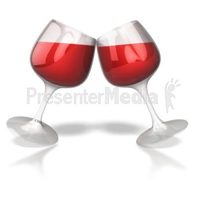 Wine Toast Clipart - Clipart Kid