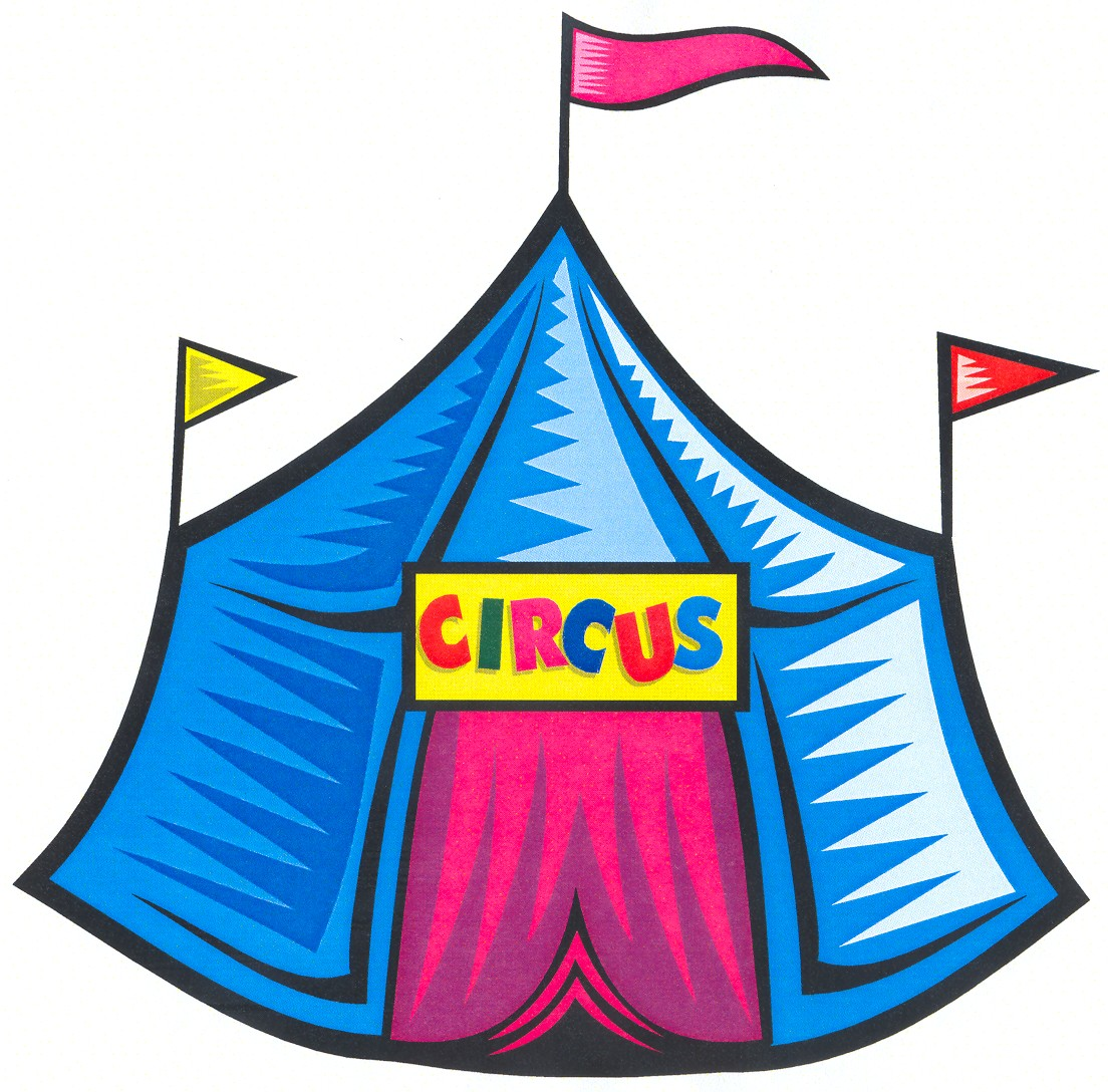 All Cliparts  Circus Clipart