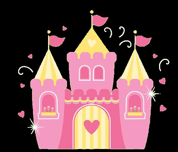 Disney Princess Castle Clipart - Clipart Kid