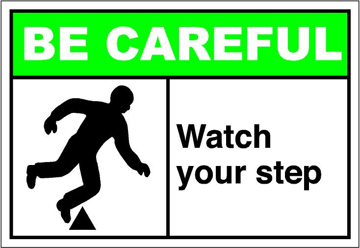 Careh006 Watch Your Step Eps