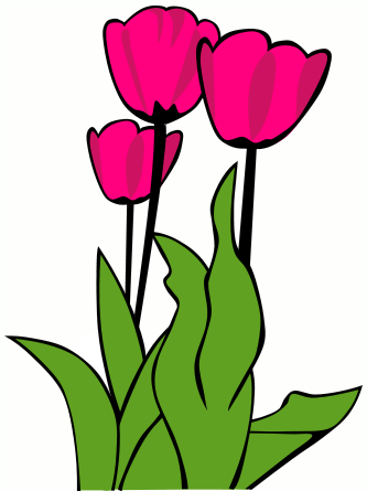 Free Rose Clipart   Public Domain Flower Clip Art Images And Graphics