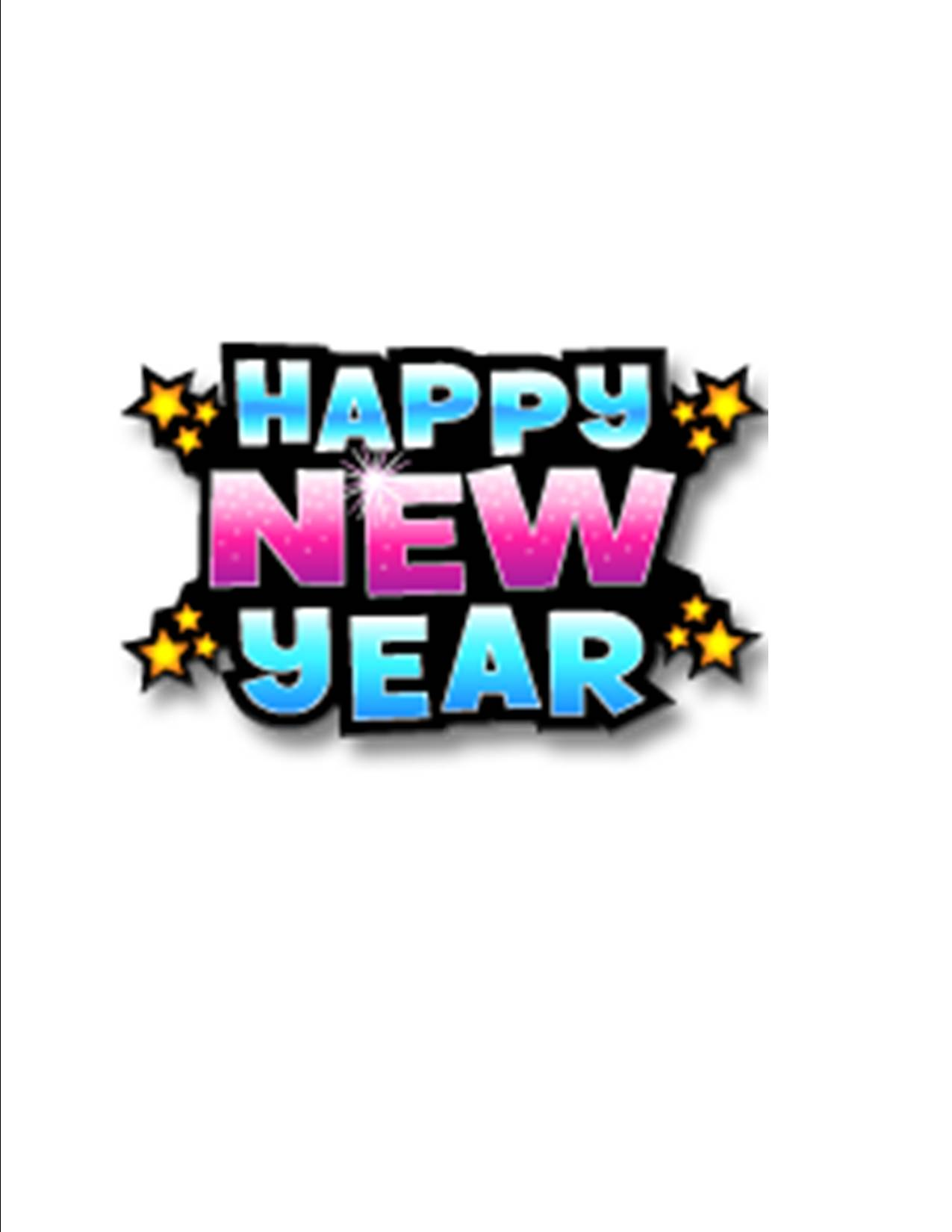 New Year Christian Clipart - Clipart Kid