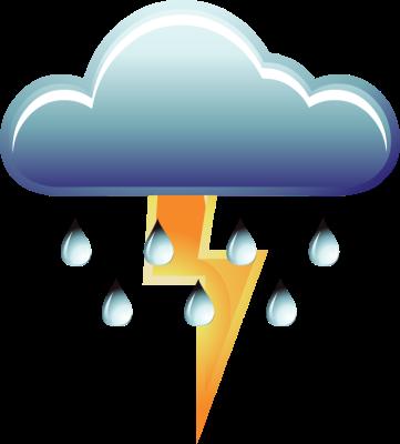 Clip Art Thunderstorm Clipart thunderstorm clipart kid clipart