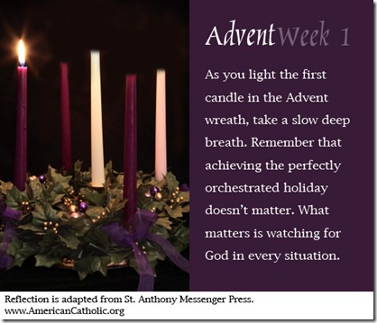 Advent Wreath Week 3 1st Sunday Of Advent